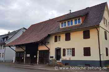Maulburg erteilt Plänen für Wohn-und Geschäftshaus eine Absage - Maulburg - Badische Zeitung - Badische Zeitung