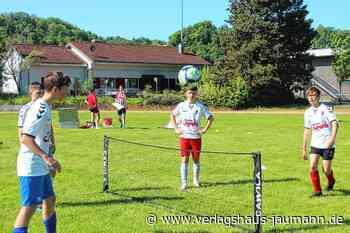 Maulburg: Endlich wieder Fußball spielen - Verlagshaus Jaumann - www.verlagshaus-jaumann.de