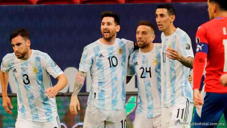 Copa América 2021: Así va el Grupo A tras las victoria de Argentina y el empate de Chile ante Uruguay en la jornada 3