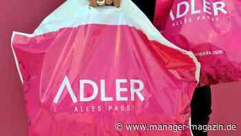 Übernahme von Adler Modemärkte: Kapitalschnitt auf Null geplant - Adler-Aktionäre sollen leer ausgehen - manager magazin