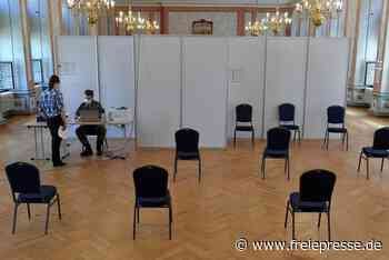 In Mittelsachsens Testzentren bleiben viele Stühle leer - Freie Presse