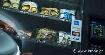 Einbruch - Hungrige Diebe räumten Lebensmittelautomaten leer - Krone.at