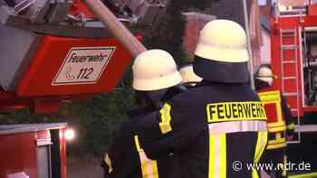 Leer: Mann kommt bei Brand in Obdachlosenunterkunft um - NDR.de