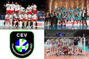 Champions League: Le teste di serie ed il calendario. Trento, in 4ª fascia. Subito a rischio derby - Volleyball.it