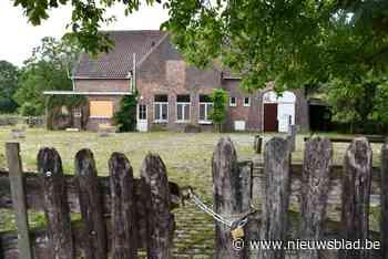 Eindelijk weer leven in leegstaande kinderboerderij van Wilrijk - Het Nieuwsblad