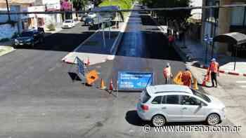 Santa Rosa: mirá qué calles estarán cortadas esta semana - La Pampa La Arena