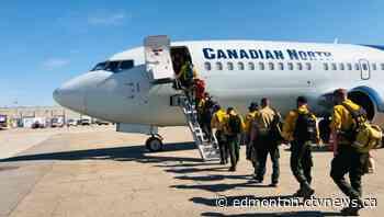 Alberta sends firefighters to northern Ontario to fight wildfires - CTV Edmonton