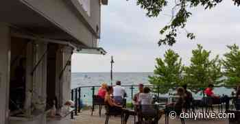 Ontario Place has finally opened its outdoor restaurant patio | Dished - Daily Hive