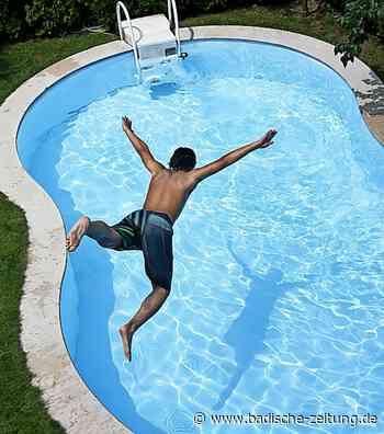 Der coole Pool für daheim - Haus & Garten - Badische Zeitung - Badische Zeitung