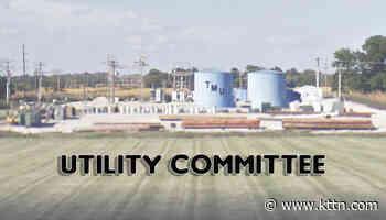 Trenton Municipal Utility Committee to meet on Tuesday - kttn