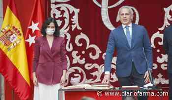 Ruiz Escudero asegura en su toma de posesión que Madrid inicia este mes la vacunación del grupo de 39 a 30 años - Diariofarma