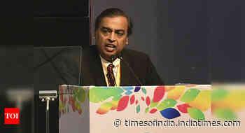 Companies must go green to survive: Mukesh Ambani