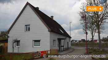 Anwesen in der Bellenberger Illerstraße wird zu Notunterkunft - Augsburger Allgemeine