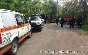 Salió pescar y muere ahogado en Actopan - Diario de Xalapa