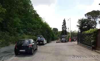 Incidente a Mariano Comense: ferito un ciclista - Prima Como
