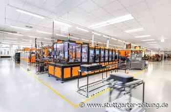 Preis für IFM in Tettnang - Eine Fabrik wie ein Schaufenster - Stuttgarter Zeitung