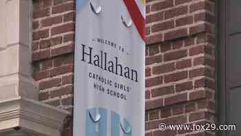 Archdiocese of Philadelphia temporarily blocks use of Hallahan Girls' School name - FOX 29 News Philadelphia
