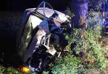 Gleich drei schwere Unfälle: In Stemwede kommt ein Autofahrer ums Leben - Radio Westfalica
