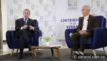 Expresidente Juan Manuel Santos reconoció los falsos positivos - Caracol Radio
