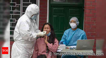 Coronavirus live updates: Over 39.4 crore samples tested so far, says Indian Council of Medical Research - Times of India