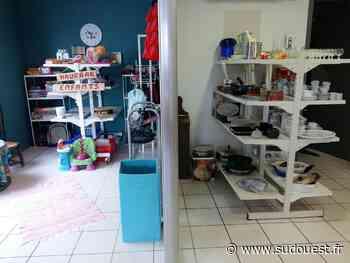 Saint-Jean-Pied-de-Port : la recyclerie Lokala s'installe au cœur de la ville, comme « acteur local du réemploi » - Sud Ouest