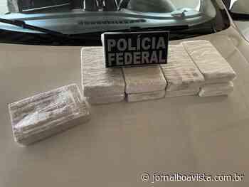 Polícia Federal prende traficante com 10 quilos de cocaína em Passo Fundo - Jornal Boa Vista