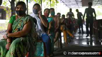 Coronavirus India Live Updates: New phase of vaccination kicks in, 82.7 lakh jabbed in one day - The Indian Express