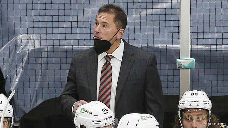 Here's Where Bruins' Bruce Cassidy Finished In Jack Adams Award Voting