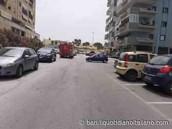 Bari, follia in via De Fano: anziano versa liquido infiammabile su tendone e dà fuoco al palazzo - Il Quotidiano Italiano - Bari