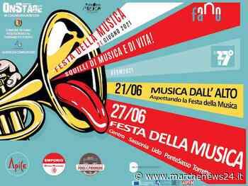 Fano, aspettando la Festa della Musica: ecco quando - Marche News 24