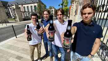 consommation : Quatre étudiants lancent une bière pour valoriser Epernay - L'Union