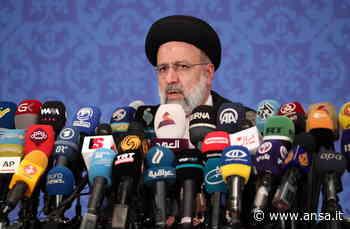 Iran: Raisi, mia vittoria con partecipazione 'di massa' - Agenzia ANSA