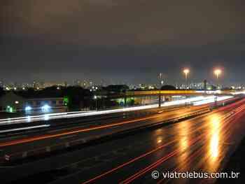 Acidente gera lentidão na Rodovia Dutra em Guarulhos nesta segunda (21) - Via Trolebus