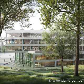 VRT-gebouw wordt kleiner dan voorzien: 'Je moet niet per se de stoerste of de grootste willen zijn'