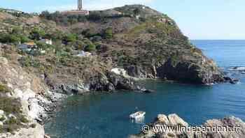 Port-Vendres : un bateau semi-rigide s'échoue mystérieusement sur les rochers au Cap Béar - L'Indépendant