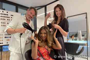 """Miss België trakteert kwetsbare jongeren op kappersopleiding: """"Lockdown toonde groot belang van kappers"""""""