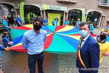 Minister opent nieuwe vrijetijdsruimte voor mensen met beper... (Oostende) - Het Nieuwsblad