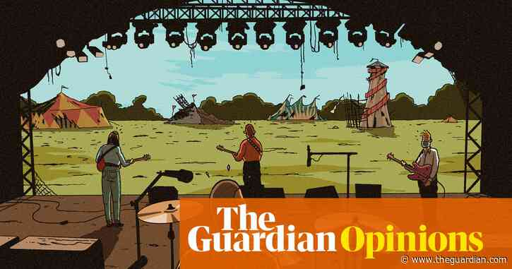 Summer festivals are crying out for help – but the Tories don't want to hear it | John Harris