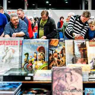 Uitgeverijen willen nieuw 'boekenbeursinitiatief' organiseren in Kortrijk