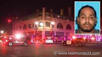 Arrestan a sospechoso de tiroteo que dejó un muerto en bar de Stockton - Telemundo 33