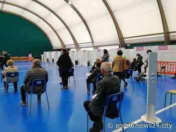 Vaccini: ad Andria il 50% dei cittadini ha ricevuto la prima dose - Andria news24city
