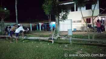 Uma pessoa morre e outras sete ficam feridas após tiroteio em Itaitinga - O POVO