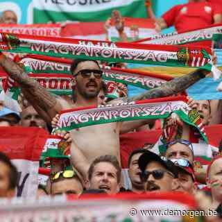 Hongarije wil geen stadion in regenboogkleuren