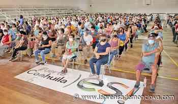 Realizan jornadas de vacunación en Sabinas – La Prensa de Monclova - La Prensa De Monclova