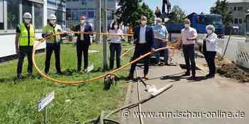 Wesseling: Glasfaserausbau im Gewerbegebiet Berzdorf beginnt - Kölnische Rundschau