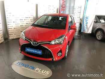 Vendo Toyota Yaris 1.5 Hybrid 5 porte Active usata a Curno, Bergamo (codice 9248816) - Automoto.it - Automoto.it