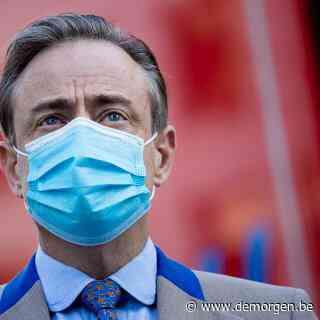 Bart De Wever (N-VA) bijt van zich af op PFOS-gemeenteraad: 'Volksgezondheid voorop in élk dossier'