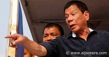 'Vaccine or jail?': Duterte warns as COVID's Delta variant surges - Aljazeera.com