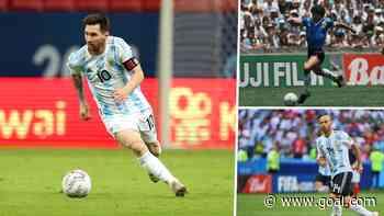 Messi, Mascherano, Maradona – Who has the most appearances for Argentina?