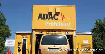 ADAC Prüfdienst macht Halt in Tettnang - Schwäbische